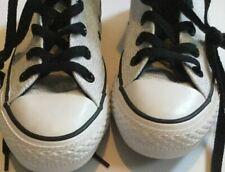 201bc18df6ca23 Converse All Star Chuck Taylors 155434F Mens Size 11 White Black High