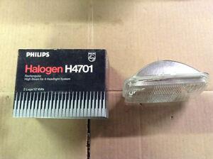 NEW Wagner H4701 Halogen HI Beam Headlight Bulb - Fits 89-91 Chevy Blazer