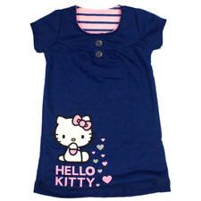 Abbigliamento blu Hello Kitty per bambine dai 2 ai 16 anni