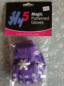 CHILD'S MAGIC PATTERNED GLOVES by HY