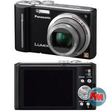Panasonic LUMIX Compact Digital Camera with HD Movie Stereo Mic 12 x Zoom