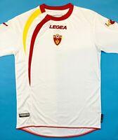 Legea MONTENEGRO 2012/13 M Away Football Shirt Soccer Jersey FSCG Crna Gora Top