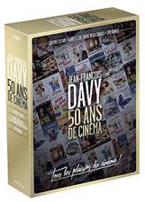 JEAN-FRANCOIS DAVY - 50 ANS DE CINEMA - COFFRET 23 DVD