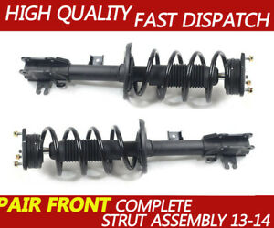 Front Complete Struts Shock Absorbers Spring Assembly for Mazda CX-5 2012-2015