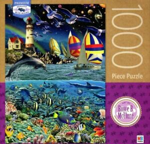 Slice Of Life 1000 Piece Puzzle Art By Roy B McClure