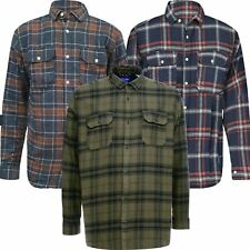 Big Men/'s Jack /& Jones Kingsize Victor Contrast Stitch L//S Shirt Navy 2XL-6XL