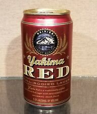 Bottom Open Aluminum Rainier Yakima Red Beer Stay Tab Beer Can Seattle Wa