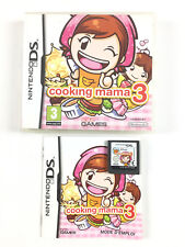 Cooking Mama 3 DS / Jeu Sur Nintendo DS, 3DS, 2DS, New...
