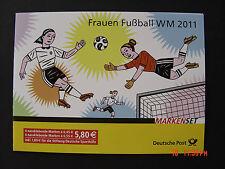 Bund * * MH 84 Frauen Fussball WM in Deutschland 2011 - komplett -