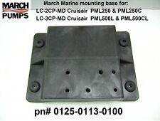 March 0125-0113-0100 Marine Base for LC-2CP-MD PML250 LC-3CP-MD PML500L
