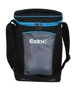 Genuine Esky Wine 2 Bottle Chiller Cooler Bag. Well Insulated. Free Ice Gel Pack