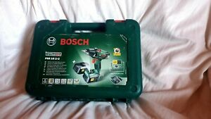 Bosch PSR 18 Li-2 Set mit Ladegerät + 2 Akkus im Koffer