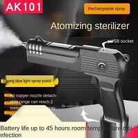USB Cordless Sanitizer Spray Sprayer Disinfectant Fogger Machine