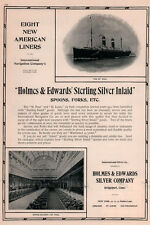 1900 A AD HOLMES EDWARDS SILVER INTERNATIONAL NAVIGATION CO ST PAUL ST LOUIS