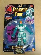 "MARVEL COMICS FANTASTIC FOUR PSYCHO MAN 5 1/2"" ACTION FIGURE NIP 1996"