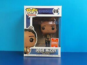 Josie McCoy Funko Pop Vinyl Riverdale SDCC Summer Convention Exclusive 2018