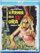 TERRORE ALLA 13MA ORA    BLU RAY   BLUE-RAY THRILLER