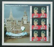 Ghana 1999 Diana-In Remembrance Stamp x 6 UM. SG 2803.