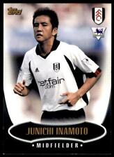 Topps Premier Gold 2003 - Fulham Junichi Inamoto - F1