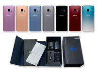UNUSED Factory Unlocked Samsung Galaxy S9+ 64GB CDMA GSM Verizon T-Mobile AT&T