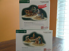 NEW Dept56 The Sower And Seed Prodigal Son Parable Of Jesus Easter Holy Land Lot