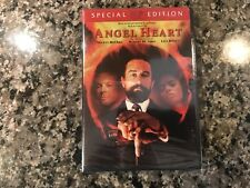 Angel Heart New Sealed Dvd! 1987 Thriller! Also See Shattered & Basic Instinct 2