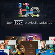 BeTheme Responsive Multi-Purpose WordPress Theme 600+ Pre-built Websites V22.0.3