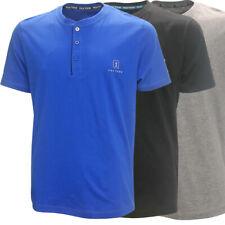 PGA Tour Men's Solid Henley Golf Shirt,  Brand New