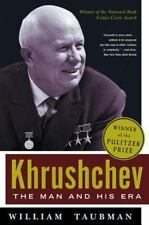 """Khrushchev: The Man and His Era by Taubman, William: """"BRAND NEW PAPERBACK"""""""