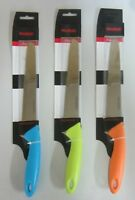 Newport cucina coltello coltelli in acciaio per pane vari colori 33 cm con foro