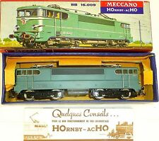 SNCF BB 16009 Locomotive électrique Meccano Hornby 6380 H0 1:87 KA2 å