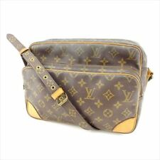 Louis Vuitton Shoulder bag Monogram Brown Woman Authentic Used Y2413
