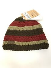 b3546ecbb04 OUTDOOR RESEARCH Wool Beanie With Facemask Kids 1 Size Earth Stripe Tempest  OR