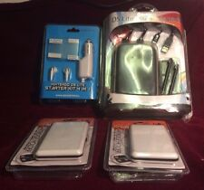 Ds Lite Essentail Pack, Starter Kit, 2 X Cartidge Holders Draxter, Gamtac Retail