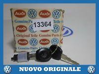 CILINDRETTO SERRATURA PORTAOGGETTI LOCK CYLINDERS GLOVE COMPARTMENT VW GOLF 2 92
