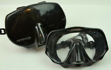 Atomic Frameless 2 Low Volume Scuba Diving Mask with Ultra-Clear Lens