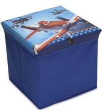 Disney Planes ottoman de stockage pliable, Boîte de rangement pour enfants
