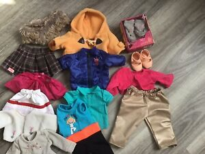 our generation dolls clothes