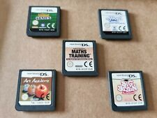 Nintendo DS games Bundle / Joblot. Tried and Tested. Cartridges only.