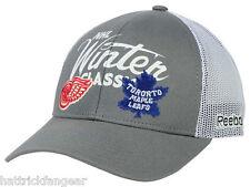 REEBOK NHL WINTER CLASSIC MESHBACK HOCKEY HAT/CAP- DETROIT WINGS V TORONTO LEAFS