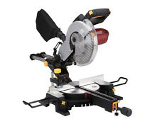 New 10'' Sliding Compound Miter Saw 15 amp  Cuts up to 12 in Wide Dewalt Rival