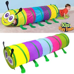 Tunnel XL 180 cm.  Tunnel Kinder Kriechtunnel Krabbeltunnel für Spieltunnel DHL