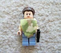 LEGO Star Wars - Rare Original Princess Leia Camo (w/ cloth) w/ Gun - From 75094