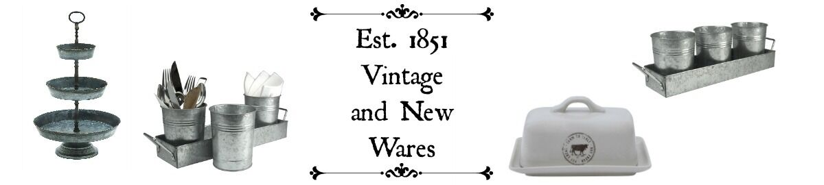 est.1851 Vintage and New Wares