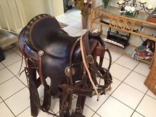 Felix Torres Hand Crafted Horse Saddle