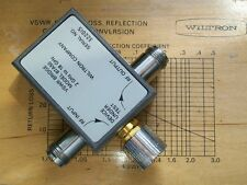 ANRITSU WILTRON ponte riflettometrico SWR bridge microonde 2-18 ghz 87A50