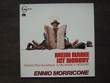 """LP - O.S.T. MEIN NAME IST NOBODY - ENNIO MORRICONE """"TOPZUSTAND!"""""""