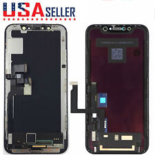 For iPhone 11 X XR XS OLED 3D Touch Screen Replacement LCD Digitizer Assembly