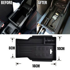 Auto Armrest Storage Box Center Console Tray Accessories For Suzuki SX4 S Cross
