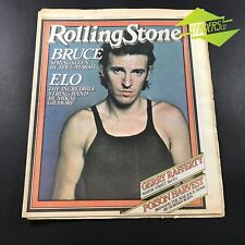 ROLLING STONE MAGAZINE AUSTRALIA ISSUE AUG 24TH 1978 NO.272 BRUCE SPRINGSTEEN